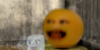 Annoying Orange: Sneezing Marshmallow