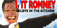 Annoying Orange: Pit Romney Presidential Campaign Video