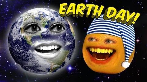 Annoying Orange: Earth Day