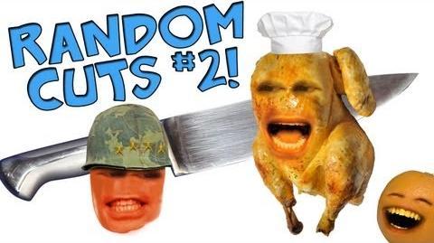 Annoying Orange: Random Cuts 02