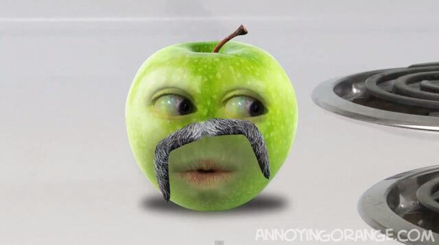File:Apple Green mustache.jpg
