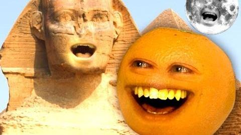 Annoying Orange - Through Time 3
