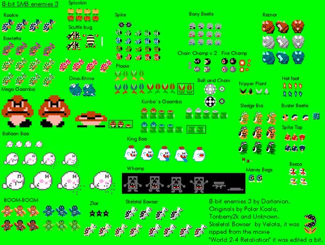 File:8-bit Super Mario Bros Enemys 3.PNG
