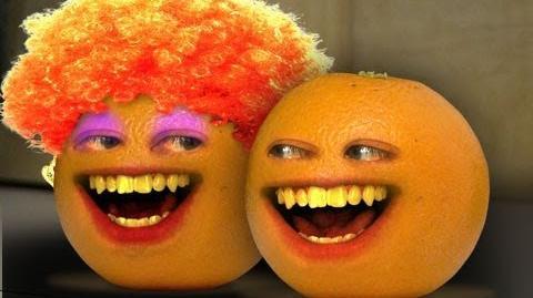 Annoying Orange - Mommy and Me