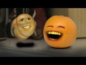 Annoying Orange - Jumping Bean (ft