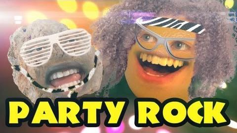 Annoying Orange: Party Rock