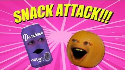 Annoying Orange - Snack Attack (ft
