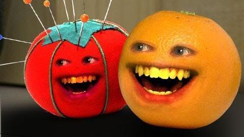 Annoying Orange - The Voodoo You Do!