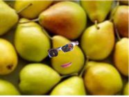 File:Pear with Sunglasses.jpg