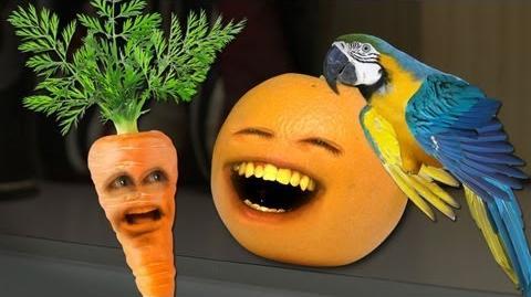 Annoying Orange - Garret the Parrot