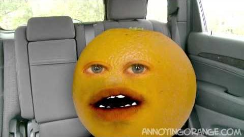 Orange After Dentist (David After Dentist Spoof)