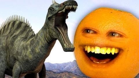 Annoying Orange Through Time