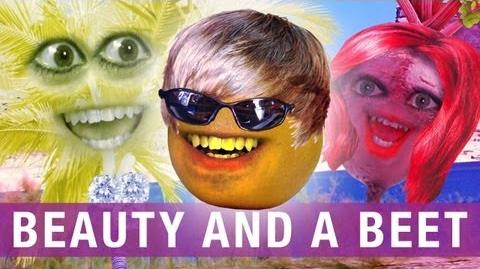 Annoying Orange: Beauty and a Beet