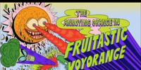 Fruitastic VoyOrange