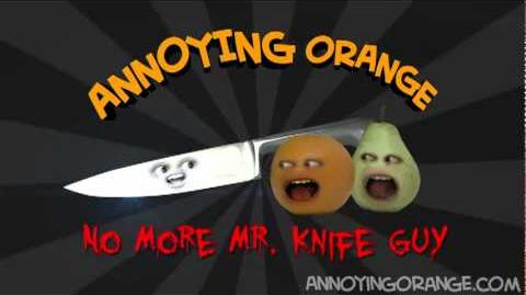 Annoying Orange Knife Theme Song Category:Songs | Annoy...