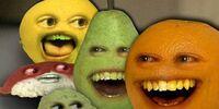 Annoying Orange: Wasssabi