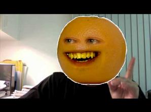 Annoying Orange Off The Orange