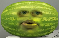 AO Mervin the Watermelon