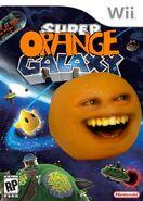 Super Orange Galaxy