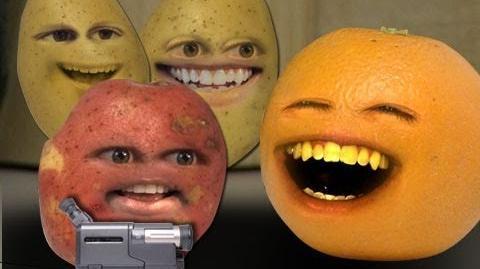Annoying Orange - YouTubers