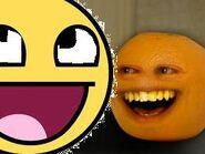 Annoying Orange Epic Face