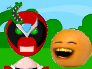 Annoying Orange Strong Bad's Cool Game For Annoying People