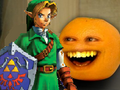 Annoying Orange Legend Of Zelda