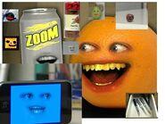 Cheez-it annoying orange