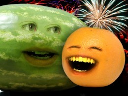 Annoying Orange Orange of July