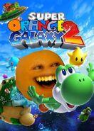 Super Orange Galaxy 2