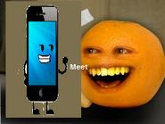 Inanimate Insanity Meet Annoying Orange