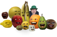 Annoying Orange Cast