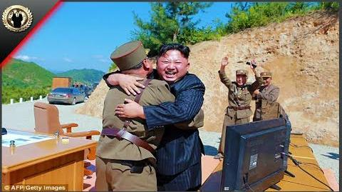 Anonymous- North Korea Threatens To Wipe Out U.S Today