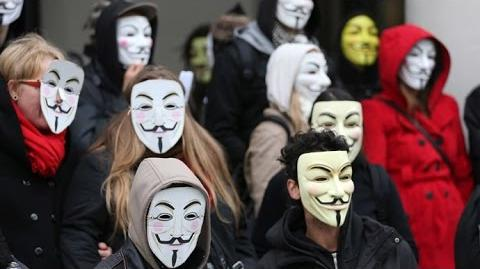 Anonymous - Dear Citizens of the World