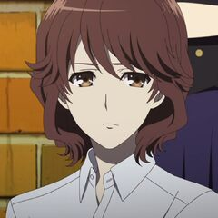 Makoto in an early episode.
