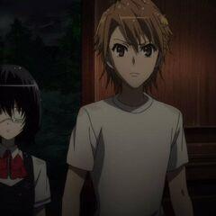 Naoya and Mei..again.