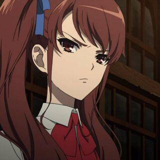 Izumi blames Mei.