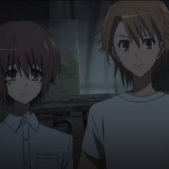 Naoya and Yuuya again.