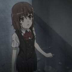 Yumi rushes home, before realizing her brother is dead.