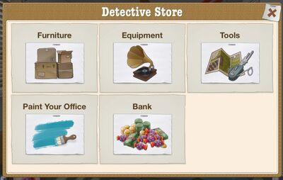 Detectivestore