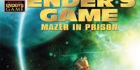 Mazer in Prison (Comic Book)