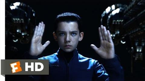 Ender's Game (7 10) Movie CLIP - The Final Battle (2013) HD