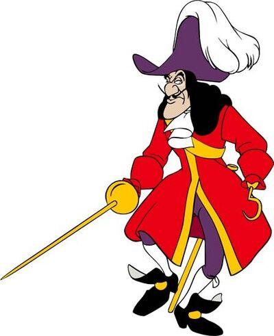 Captain-hook