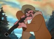 Amos Slade (The Fox and The Hound)