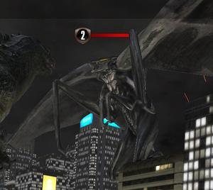 Godzilla Smash3 Winged MUTO