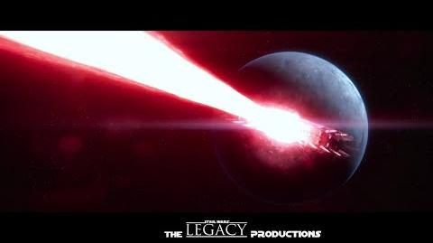 Hux's Speech & the Destruction of Hosnian Prime.
