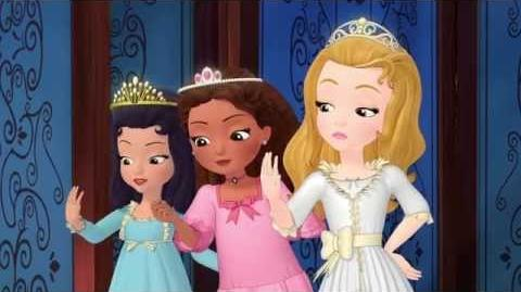Sofia the First - Perfect Slumber Party