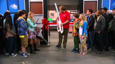 Clip - the new york experiANTs - A.N.T. Farm - Disney Channel Official
