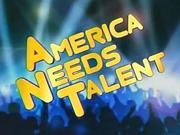 America Needs TalANT Logo