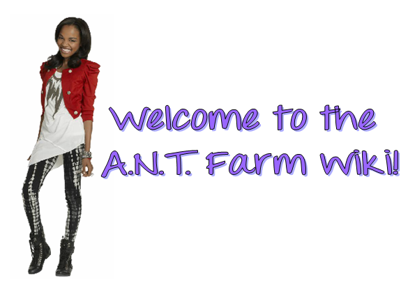 WelcometoANTFarmWiki